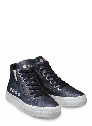 4US Sneakers Lacivert